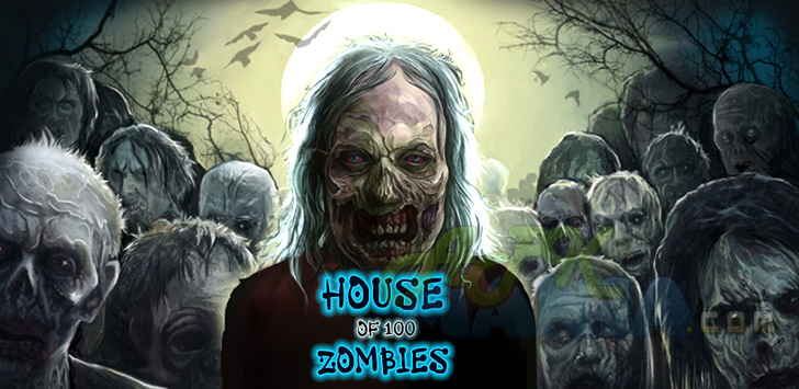 House of 100 Zombies دانلود بازی اکشن زامبی ها House of 100 Zombies 7.0 اندروید + دیتا