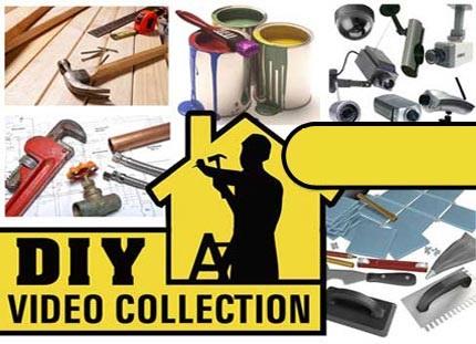 How DIY Video Collection دانلود فیلم آموزش تعمیرات منزل