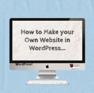 How To Make a WordPress Website 300x296 فیلم آموزش ساخت یک وب سایت با وردپرس
