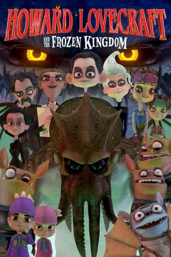 Howard Lovecraft The Frozen Kingdom 1 دانلود انیمیشن Howard Lovecraft and the Frozen Kingdom