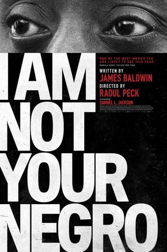 I Am Not Your Negro 1 دانلود دوبله فارسی مستند I Am Not Your Negro