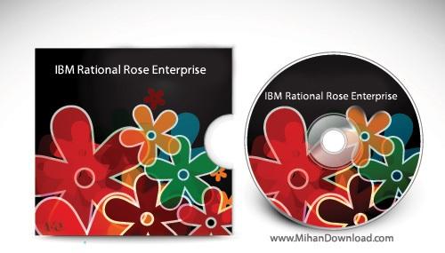 IBM Rational Rose Enterprise دانلود نرم افزار مدل سازی با زبان یو ام ال IBM Rational Rose Enterprise v8 5 0506