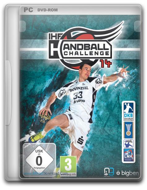 IHF Handball Challenge 14 1 دانلود بازی چالش های هندبال IHF Handball Challenge 14