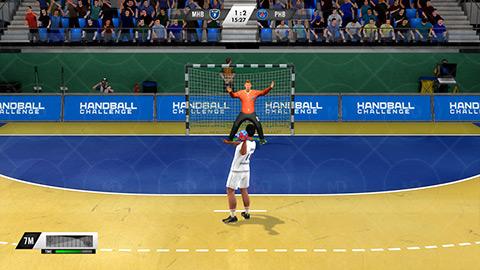 IHF Handball Challenge 14 3 دانلود بازی چالش های هندبال IHF Handball Challenge 14