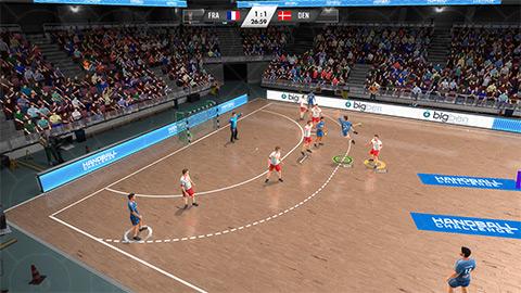 IHF Handball Challenge 14 5 دانلود بازی چالش های هندبال IHF Handball Challenge 14
