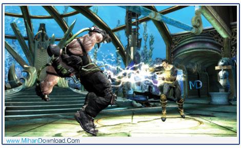 INJUSTICE GODS AMONG US 2 دانلود بازی اجرای عدالت Injustice Gods Among Us برای کامپیوتر