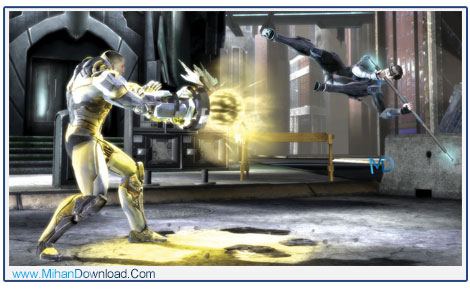 INJUSTICE GODS AMONG US 4 دانلود بازی اجرای عدالت Injustice Gods Among Us برای کامپیوتر