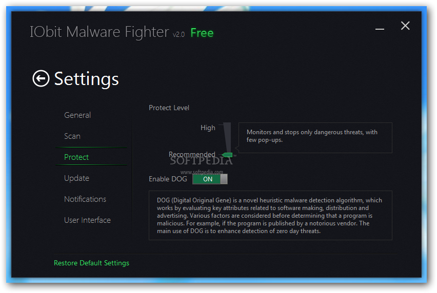 IObit Malware Fighter 12 دانلود نرم افزار حذف فایل مخرب IObit Malware Fighter Pro 4.3.1.2873