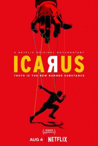 Icarus 2017 1 دانلود دوبله فارسی مستند Icarus 2017