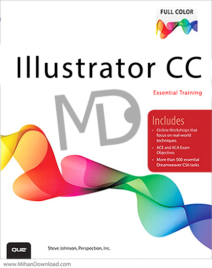 Illustrator CC Essential Training دانلود آموزش کار با برنامه Adobe Illustrator CC