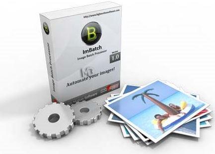 ImBatch 41 نرم افزار ویرایش تصاویر ImBatch 2 5 0
