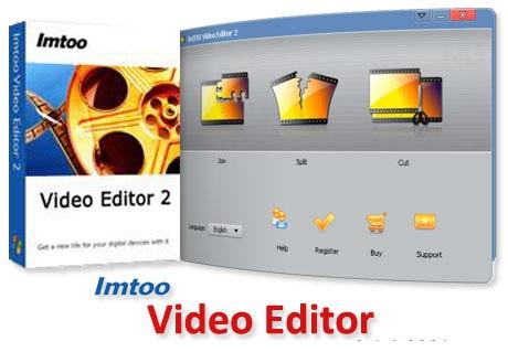 ImTOO Video Editor دانلود نرم افزار ویرایش ویدیو ImTOO Video Editor 2.1.1.0901
