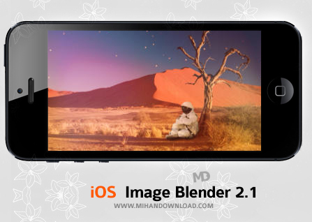 Image Blender دانلود نرم افزار Image Blender برای آیفون