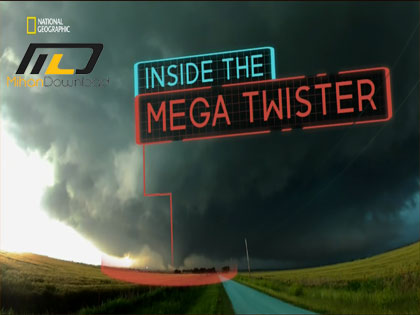 Inside the Mega Twister 2015  دانلود مستند Inside the Mega Twister 2015