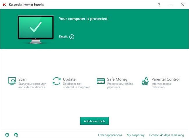 Internet  دانلود Kaspersky Internet Security 2016 16.0.0.614 Final نرم افزار امنیتی