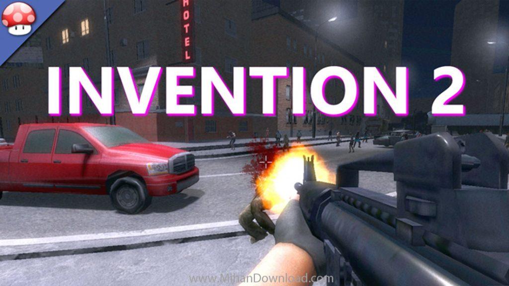 Invention 2 icon1 1024x576 دانلود Invention 2 بازی اختراع 2 برای کامپیوتر