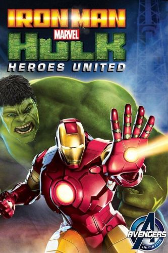 Iron Man Hulk Heroes United 2013 1 دانلود انیمیشن Iron Man & Hulk: Heroes United 2013