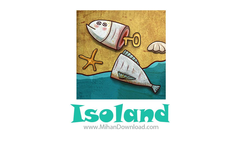 Isoland icon دانلود بازی معمایی و فکری ایزولند برای آندروید + مود