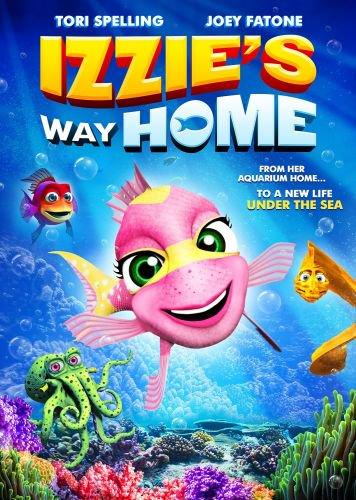 Izzies Way Home 1 دانلود دوبله فارسی انیمیشن Izzie's Way Home