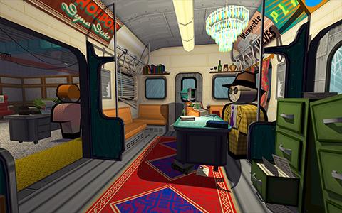 Jazzpunk 2 دانلود بازی معمای جنگ های جهانی Jazzpunk