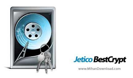 Jetico BestCrypt 1 دانلود Jetico BestCrypt نرم افزار رمزنگاری اطلاعات