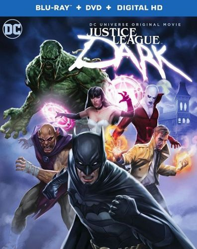 Justice دانلود انیمیشن Justice League Dark 2017