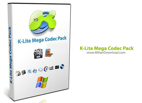 K Lite Mega Codec دانلود K Lite Mega Codec Pack 10 2 0 نرم افزار کدک تصویری