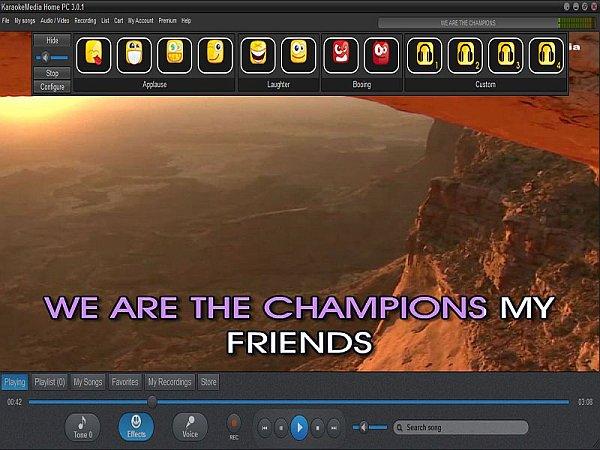 KaraokeMedia دانلود KaraokeMedia Home 3.6.8 نرم افزار پخش فایل فیلم و آهنگ