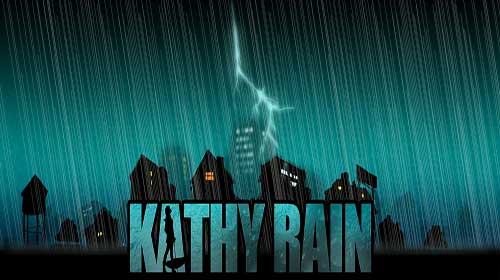 Kathy Rain header دانلود بازی ماجراجویی Kathy Rain برای کامپیوتر