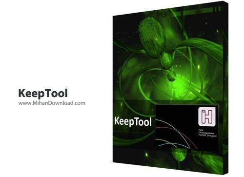 KeepTool 1 نرم افزار مشاهده و ویرایش پایگاه داده اوراکل KeepTool 10 1 3 2