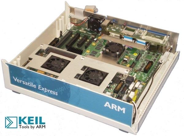 Keil MDK ARM دانلود نرم افزار کامپایلر پردازنده های ای آر ام Keil MDK ARM 5.14