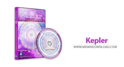 Kepler icon دانلود نرم افزار ستاره شناسی کپلر Kepler v7.0