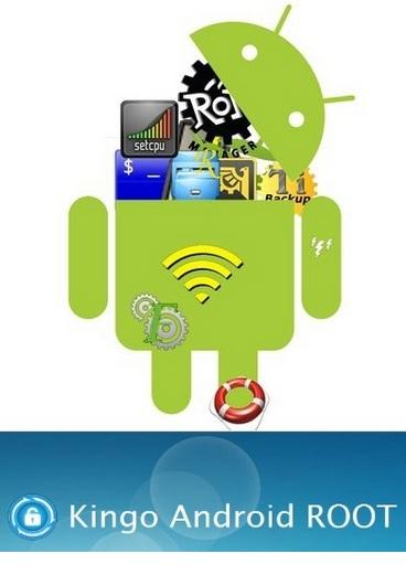 Kingo Android Root دانلود نرم افزار روت کردن دستگاه آندروید Kingo Android Root 1.4.5.2663