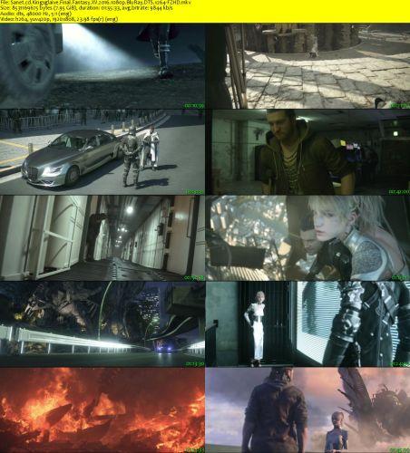 Kingsglaive Final Fantasy XV 2016 2 دانلود دوبله فارسی انیمیشن Kingsglaive: Final Fantasy XV 2016
