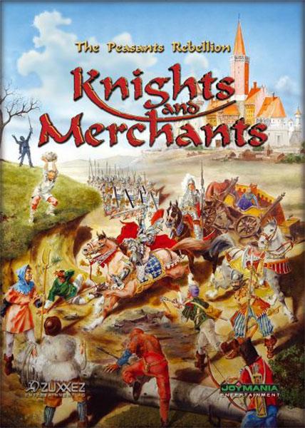 Knights.and .Merchants 1 دانلود Knights and Merchants بازی شوالیه و بازرگانان برای کامپیوتر