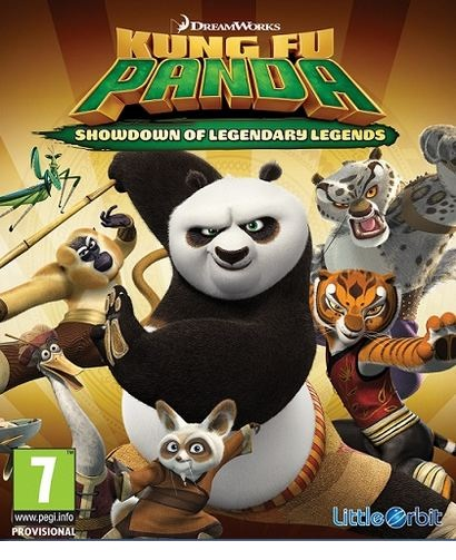 Kung Fu Panda Showdown of Legendary Legends دانلود بازی Kung Fu Panda Showdown of Legendary Legends برای کامپیوتر