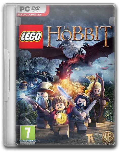 LEGO The Hobbit 1 دانلود بازی لگو یک هابیت LEGO The Hobbit