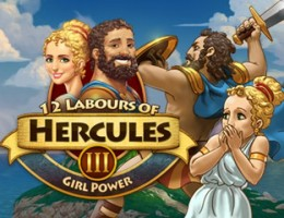 دانلود بازی Labours of Hercules III Girl Power