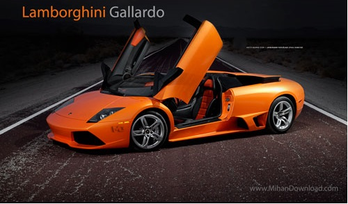 Lamborghini Gallardo مجموعه عکس لامبورگینی گالاردو Lamborghini Gallardo Spyder 2014