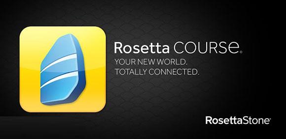 Learn Languages Rosetta Stone Unlocked نرم افزار آموزش زبان رزتا استون آندروید
