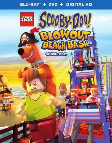 Lego Scooby Doo Blowout Beach Bash 2017 1 دانلود انیمیشن لگو اسکوبی دو