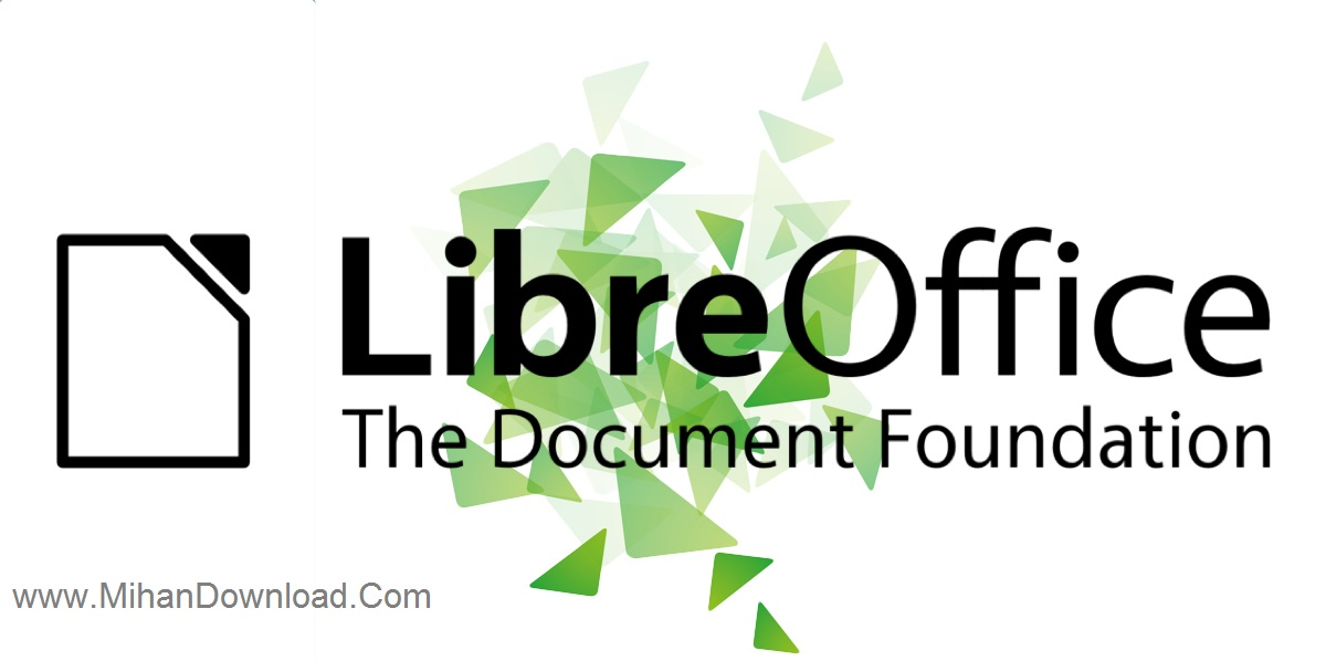 LibreOffice Facebook دانلود نرم افزار مجموعه آفیس LibreOffice 5.2.1