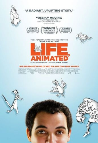 Life Animated 2016 1 دانلود دوبله فارسی مستند Life, Animated 2016