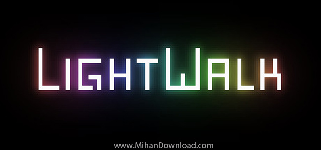 LightWalk icon دانلود LightWalk بازی جالب و فکری عبور از لیزر ها برای کامپیوتر