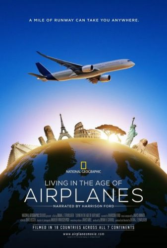 Living in the Age of Airplanes 2015 1 دانلود دوبله فارسی مستند عصر هواپیماها