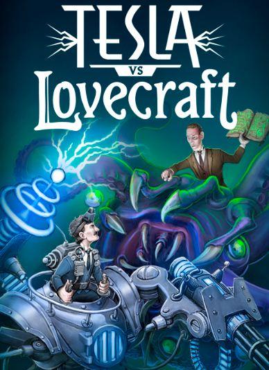 Lovecraft 1 دانلود بازی Tesla vs Lovecraft برای کامپیوتر