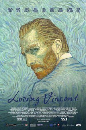 Loving Vincent 2017 1 دانلود انیمیشن Loving Vincent 2017