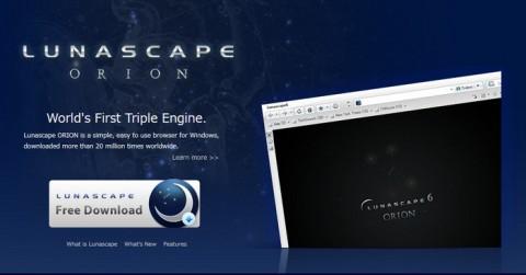 Lunascape e1424077892194 دانلود Lunascape 6.9.4 Standard