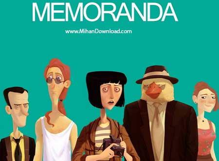 MEMORANDA  دانلود Memoranda بازی یادداشت برای کامپیوتر