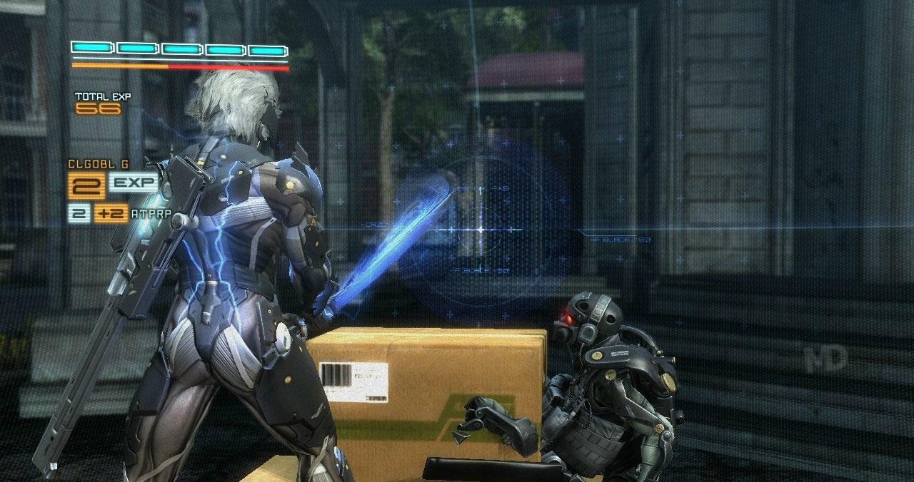 MGR screenshots1  دانلود بازی Metal Gear Rising برای کامپیوتر